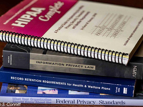 hipaa-privacy-books